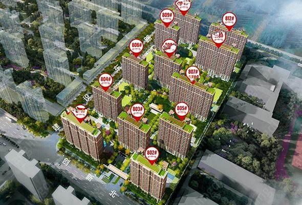 万科未来城效果图